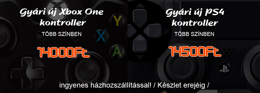 Xbox One Ps4 kontroller
