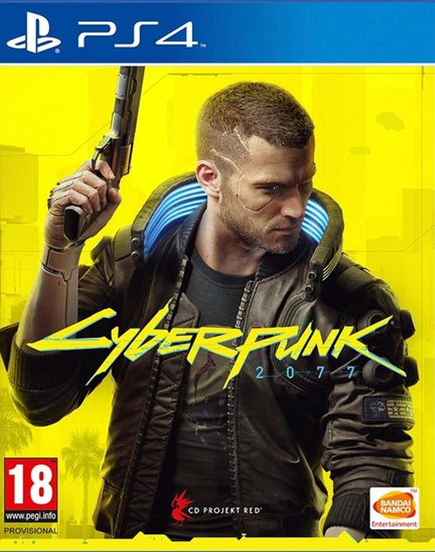 Cyberpunk 2077 PS4 játék Magyar felirattal