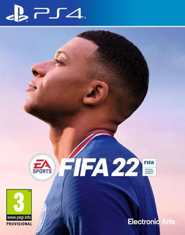 Fifa 22 PS4 játék