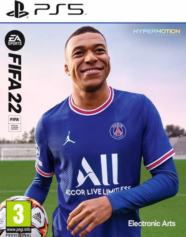 Fifa 22 PS5 játék