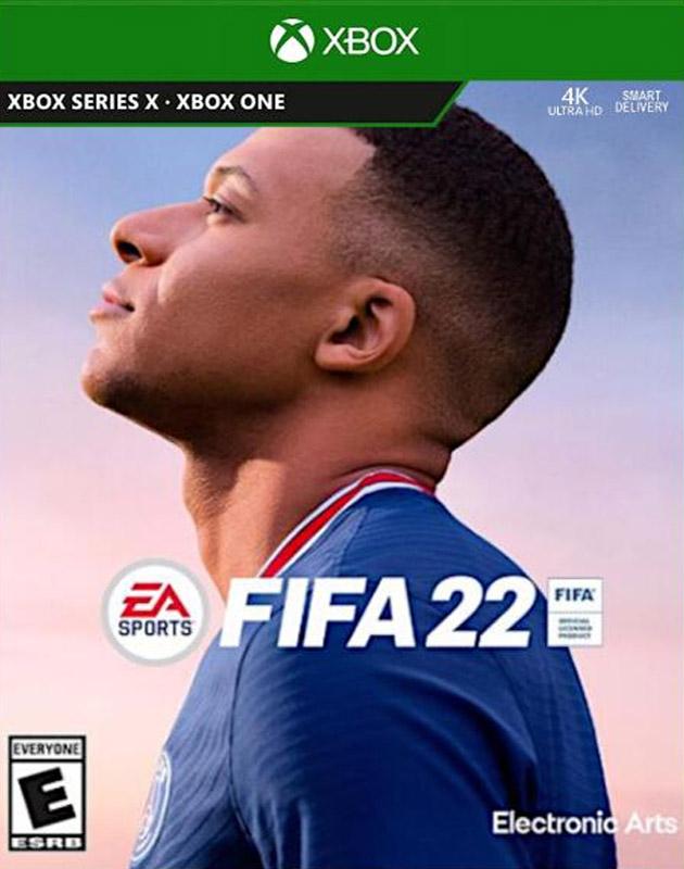 Fifa 22 Xbox One játék