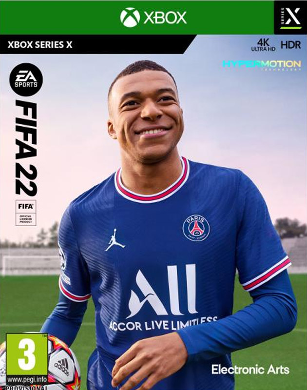 Fifa 22 Xbox Series X/S játék