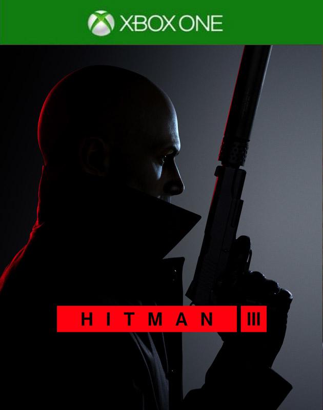 Hitman 3 Xbox One játék