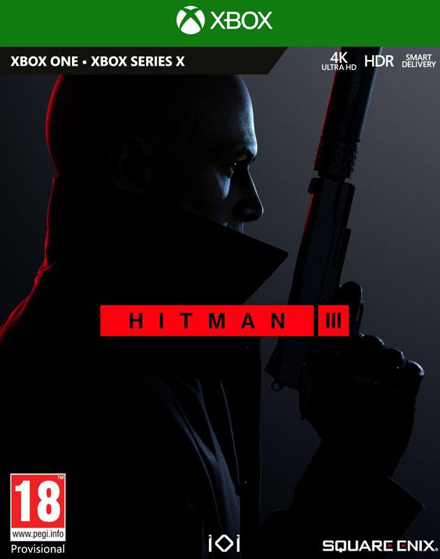 Hitman 3 Xbox Series X játék