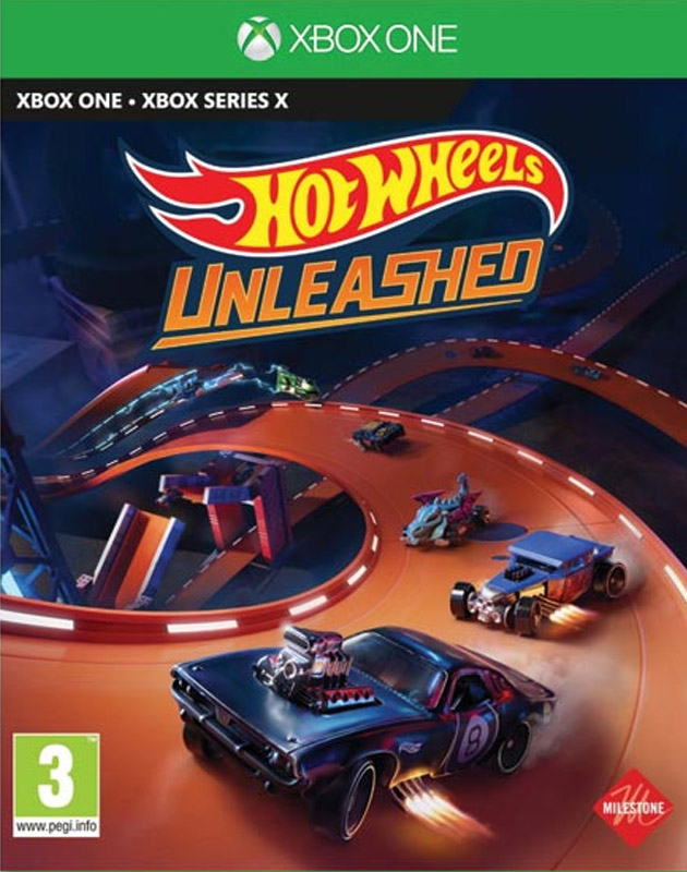 Hot Wheels Unleashed Xbox One játék