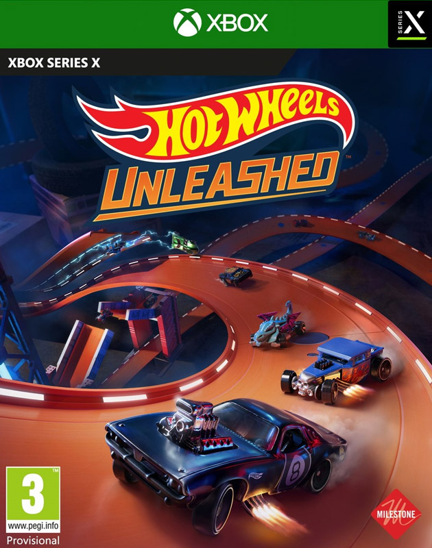 Hot Wheels Unleashed Xbox Series X játék