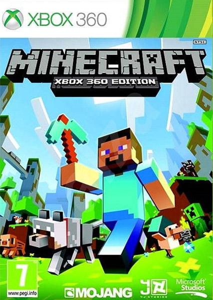 Minecraft Használt Xbox 360 játék