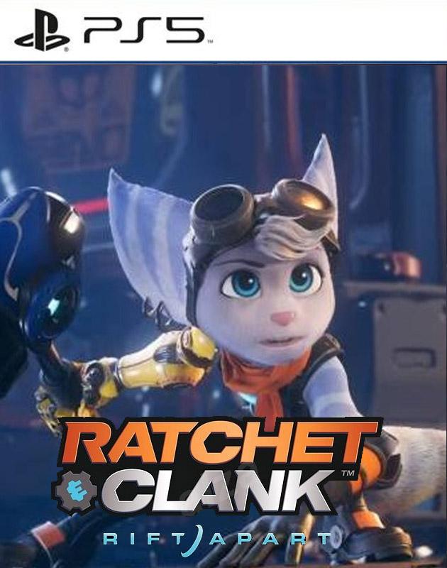 Ratchet & Clank: Rift Apart PS5 játék