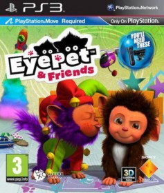 eyepet_friends_ps3_jatek