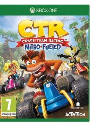 xbox one crash-team-racing-nitro-fueled-races