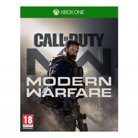 xbox one modern warfare
