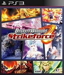 Használt Dynasty Warriors Strikeforce PS3 játék_product