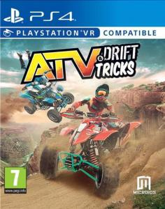 Új Ps4 ATV Drift & Tricks